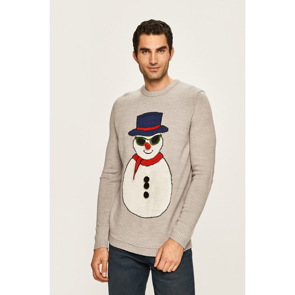 Only & Sons Only & Sons Sweter 4910-BLM06I