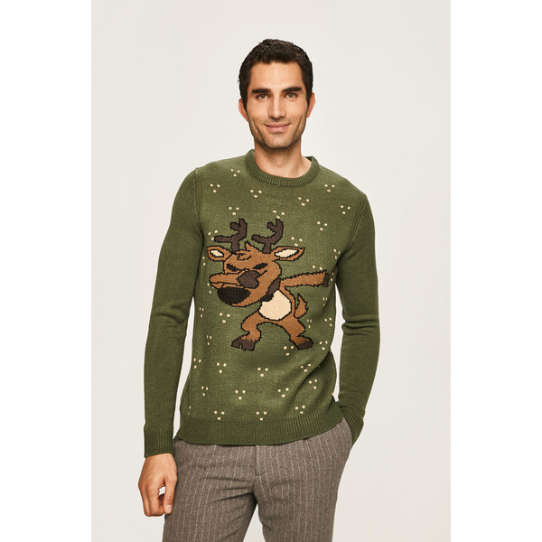 Only & Sons Only & Sons Sweter 4910-BLM06H