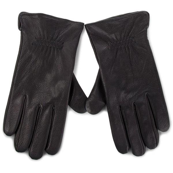 Rękawiczki męskie Lasocki 2M6-003-AW18 Czarny