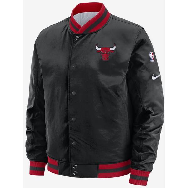 Nike Chicago Bulls Courtside Męska dwustronna kurtka NBA AV6582