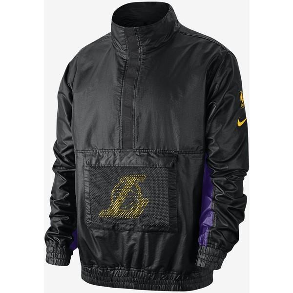 Nike Los Angeles Lakers Lekka męska kurtka NBA AV0631