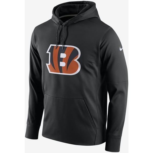 Nike Essential (NFL Bengals) Męska bluza z kapturem i logo 829437