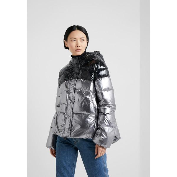 adidas by Stella McCartney PUFFER Kurtka zimowa silver metal Zalando