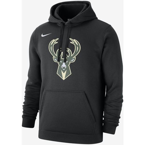 Nike Milwaukee Bucks Męska bluza z kapturem NBA AV0346