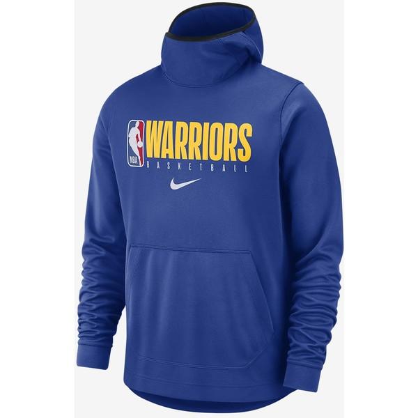 Nike Golden State Warriors Spotlight Męska bluza z kapturem NBA AT9025