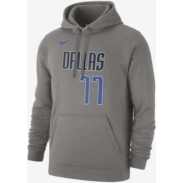 Nike Luka Doncic Dallas Mavericks Męska bluza z kapturem NBA AV0386