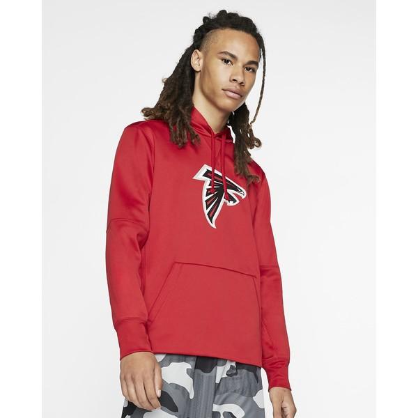 Nike Dri-FIT (NFL Falcons) Męska bluza z kapturem 829432