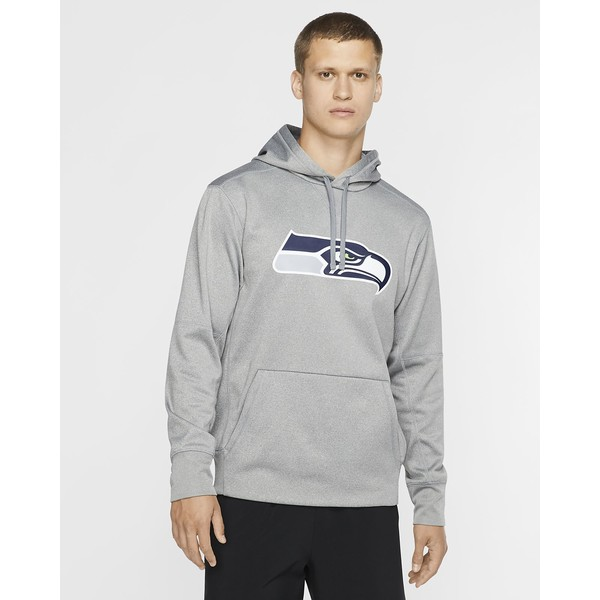 Nike Circuit Logo Essential (NFL Seahawks) Męska bluza z kapturem 829458