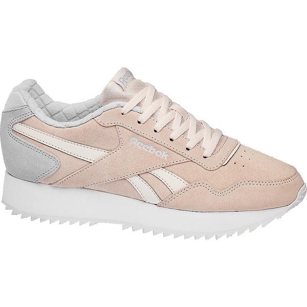 Różowe sneakersy damskie Reebok Royal Glide Reebok 1820804