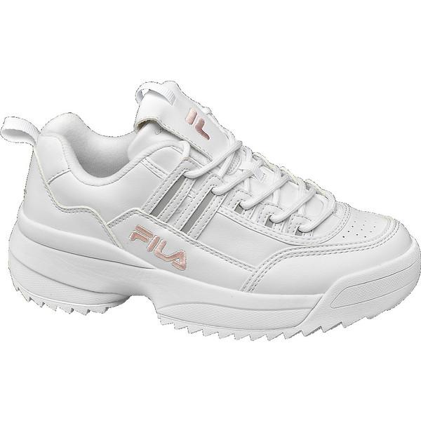 Fila Buty damskie biały sneakersy damskie 1821010