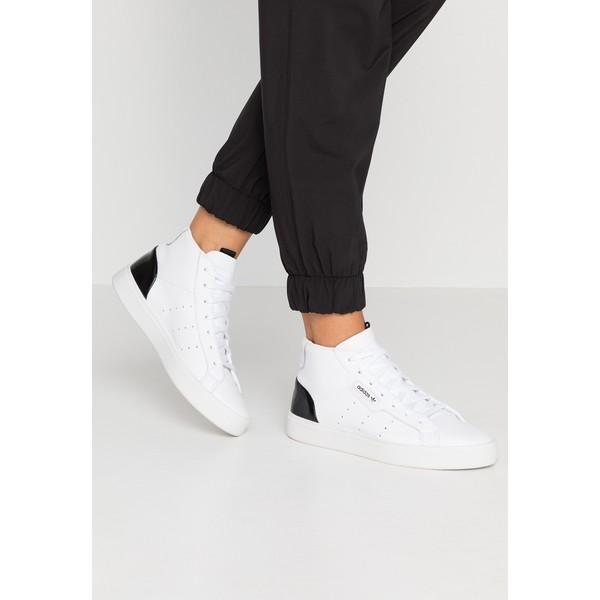 adidas Originals SLEEK MID Sneakersy wysokie footwear white