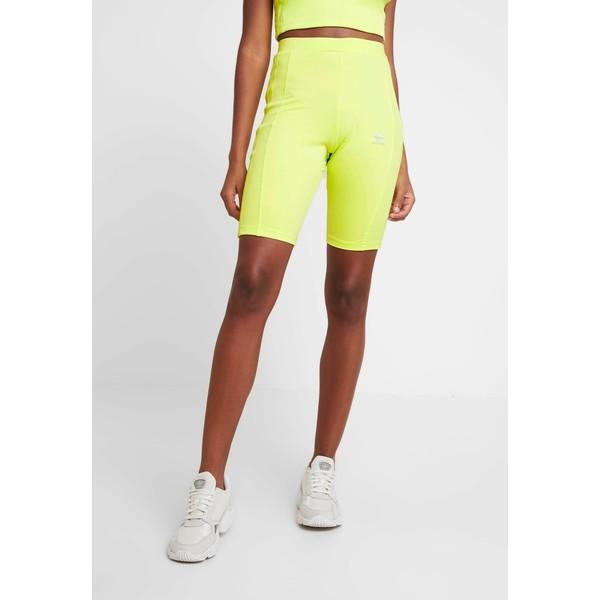 adidas Originals CYCLING Szorty semi frozen yellow AD121S02K