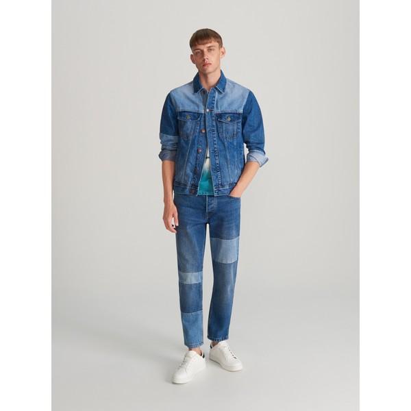 Reserved Kurtka jeansowa WM916-55J
