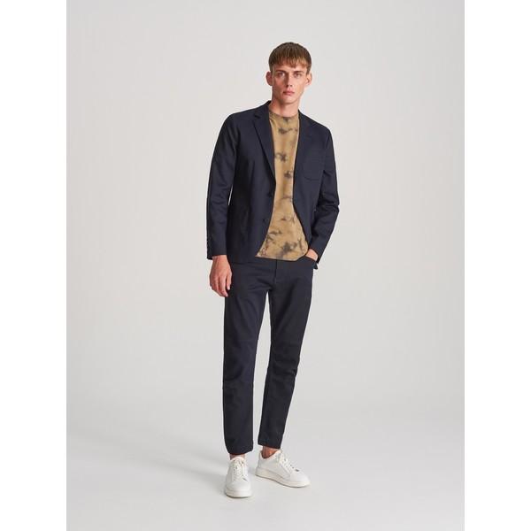 Reserved Bawełniane spodnie slim WK340-59X
