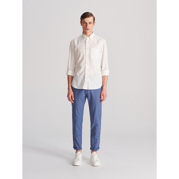 Reserved Bawełniane spodnie slim fit WK386-55P