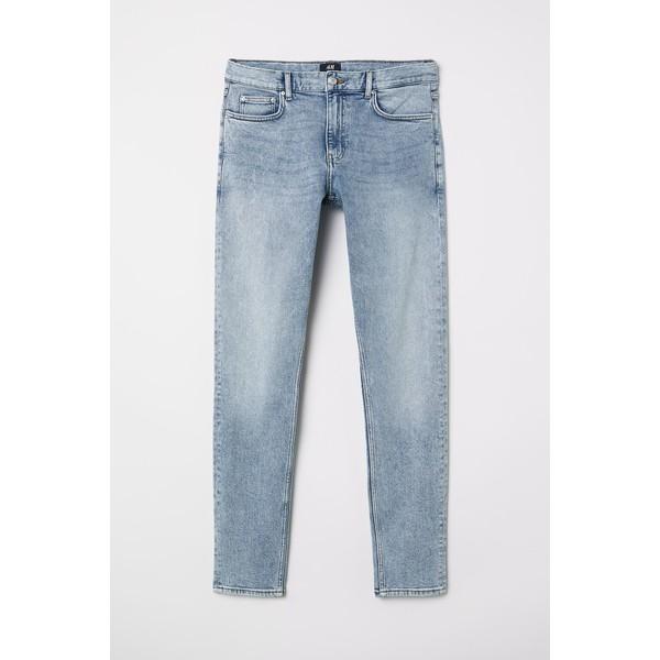 H&M Skinny Jeans 0664647026 Jasnoniebieski denim