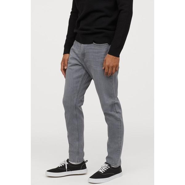 H&M Skinny Jeans 0664647026 Jasnoszary