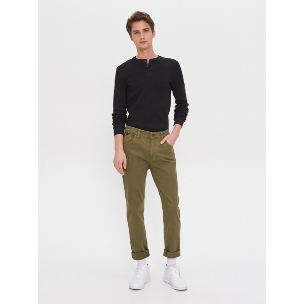 House Spodnie slim fit XL003-78X