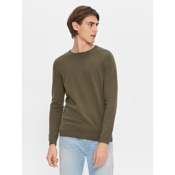 House Sweter z bawełny organicznej YH021-91X
