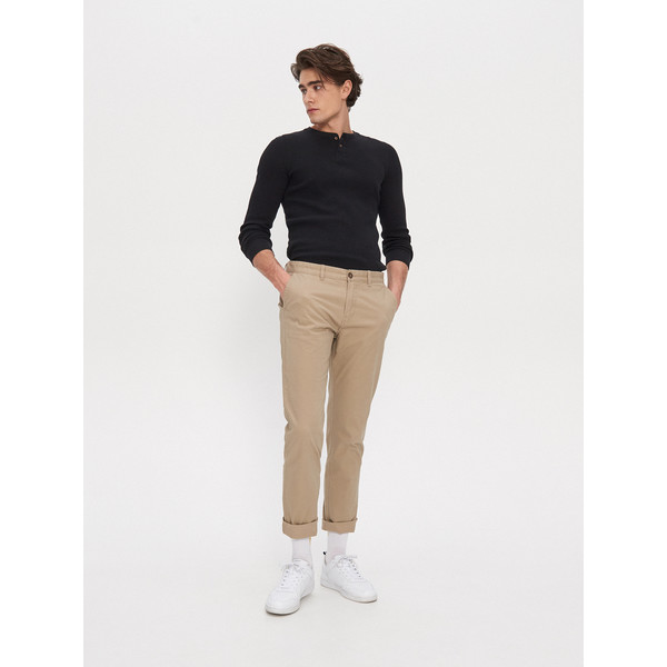 House Spodnie chino XL001-80X
