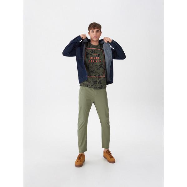 House Spodnie carrot VL244-81X