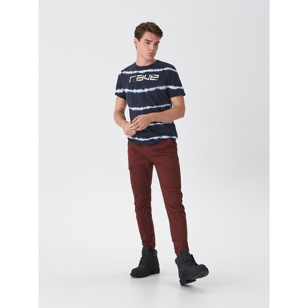 House Spodnie jogger z kieszenią XC671-83X