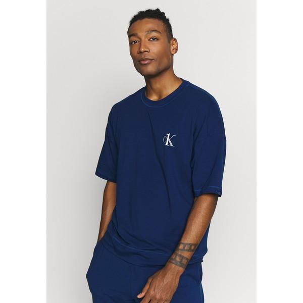 Calvin Klein Underwear CK ONE CREW NECK Koszulka do spania blue C1182N00V