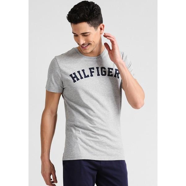 Tommy Hilfiger Koszulka do spania grey TO182B049