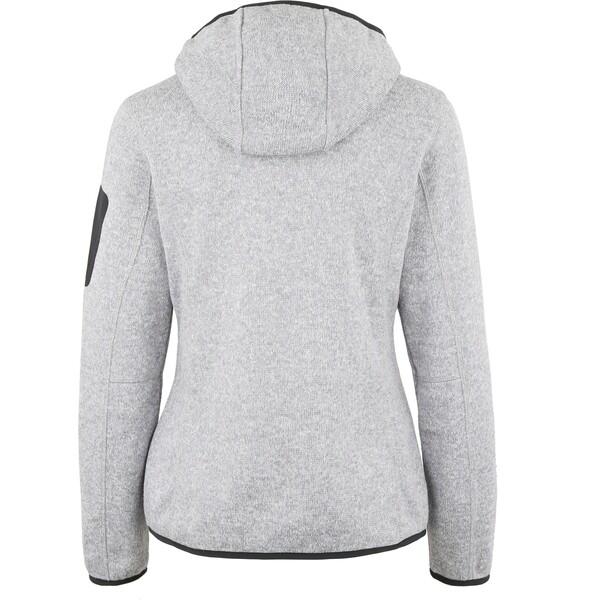 CMP Bluza polarowa funkcyjna 'Woman fix hood