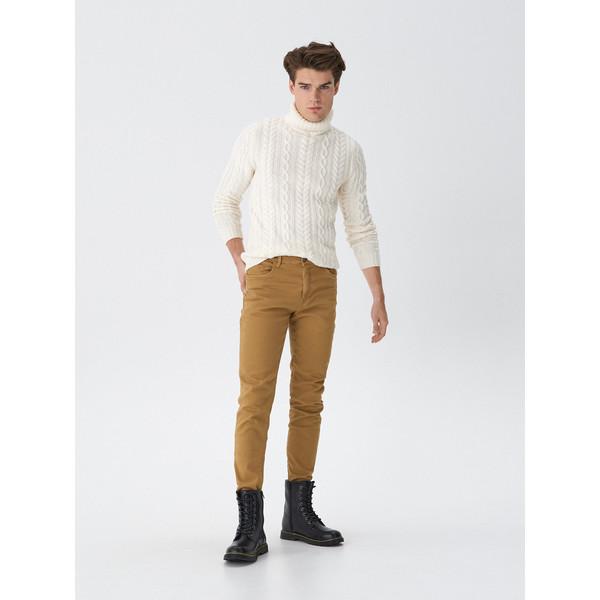 House Spodnie slim fit XC672-82X