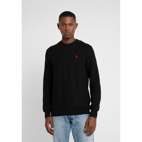 Polo Ralph Lauren Sweter black PO222Q03C