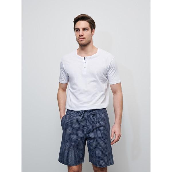 Reserved Piżama z bawełny organicznej YH130-00X