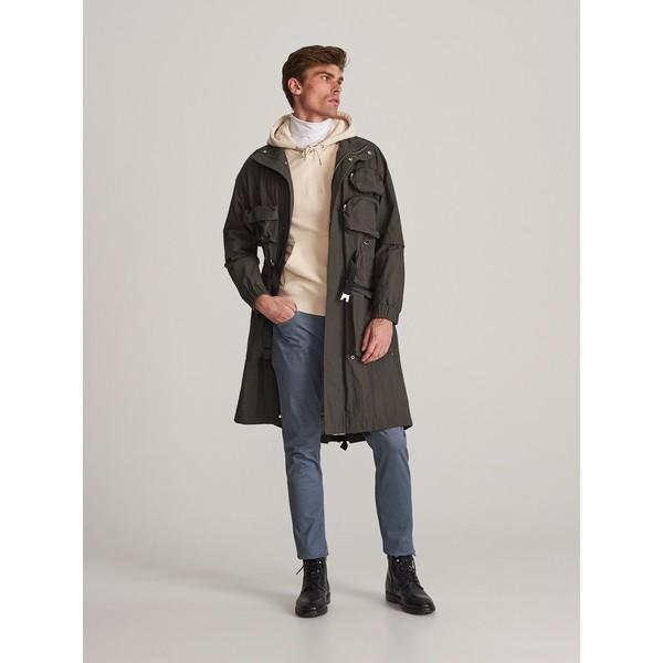 Reserved Spodnie z bawełny organicznej XL738-50P