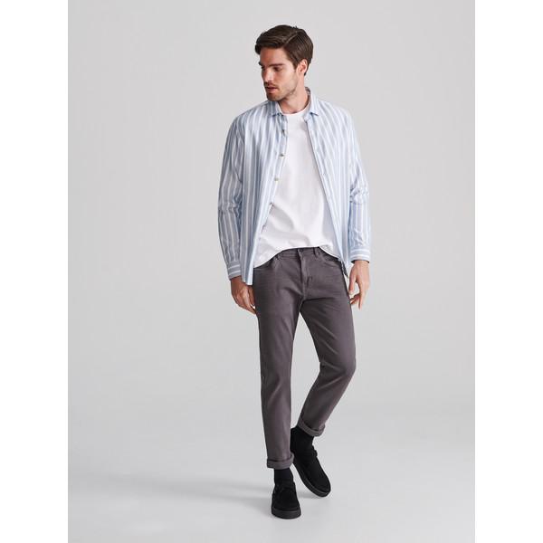 Reserved Spodnie z bawełny organicznej XL634-90X