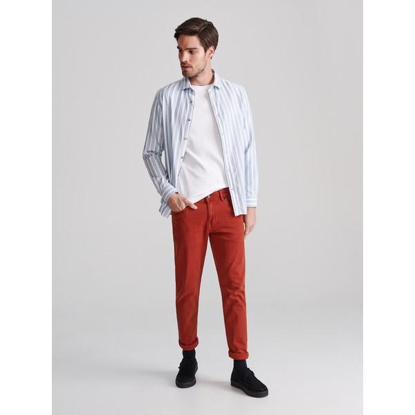 Reserved Spodnie z bawełny organicznej XL634-83X