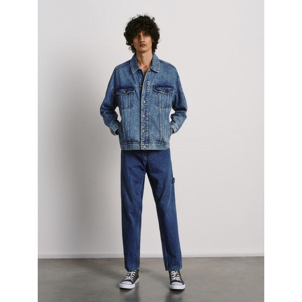 Reserved Spodnie jeansowe baggy XJ168-55J