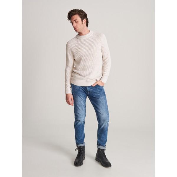 Reserved Spodnie jeansowe slim XJ160-55J
