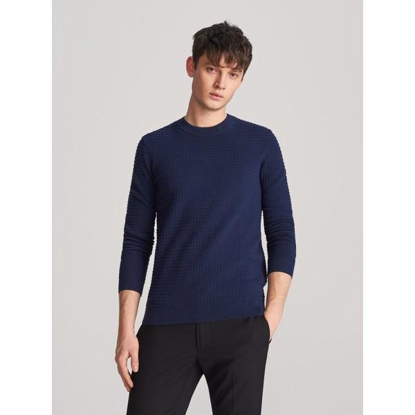 Reserved Sweter z bawełną oragniczną XK570-59X