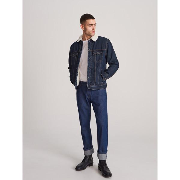 Reserved Spodnie jeansowe regular XJ152-95J