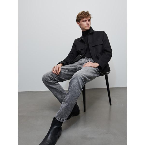 Reserved Spodnie jeansowe slim XZ638-90J