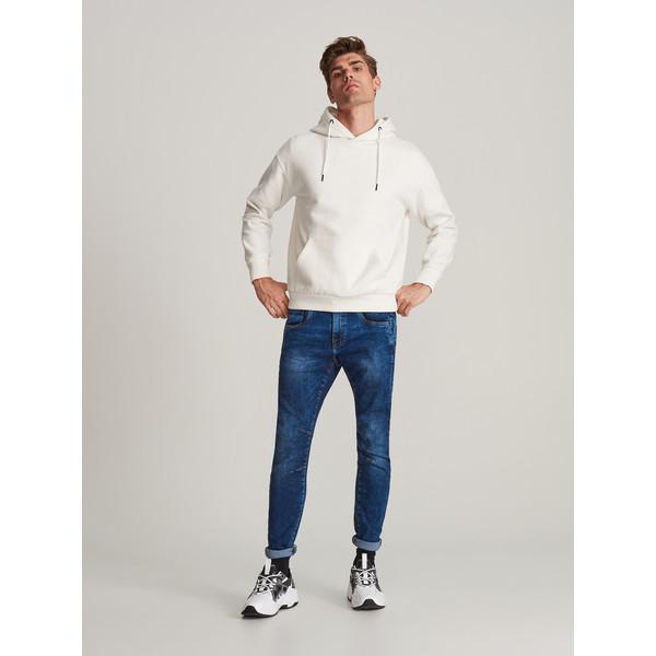 Reserved Spodnie jeansowe slim XN076-59J
