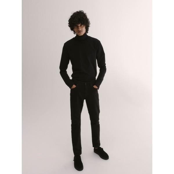 Reserved Spodnie z bawełny organicznej XL634-99X
