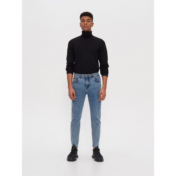 House Denimowe spodnie carrot XL186-55J