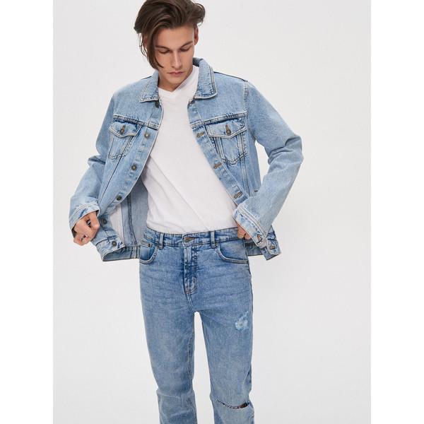 House Denimowe spodnie carrot XL186-50J