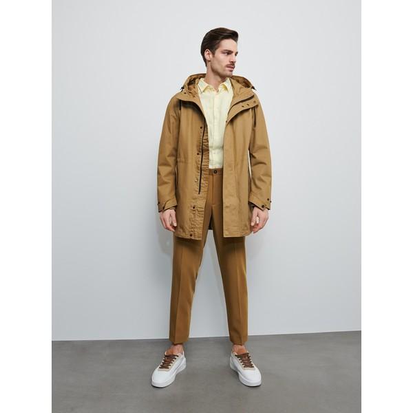 Reserved Eleganckie spodnie z elastycznym pasem XI309-80X