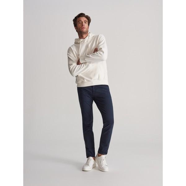 Reserved Bawełniane spodnie slim fit WK380-59X