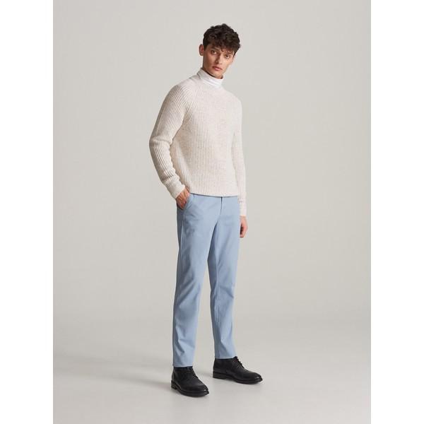 Reserved Bawełniane spodnie slim XL733-50X