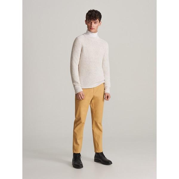 Reserved Bawełniane spodnie slim XL733-80X