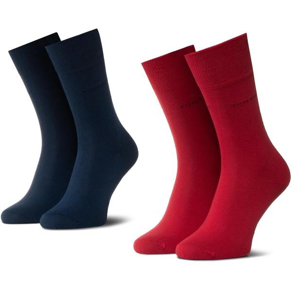 Tom Tailor 9002P 39-42 red/blue Czerwony