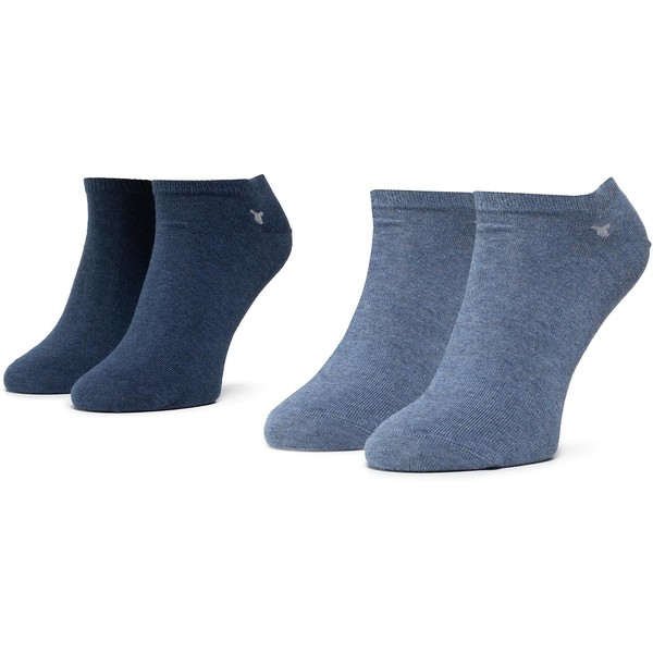 Tom Tailor 90190C 39-42 blue/dark blue Niebieski